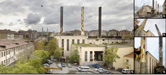 Ankara Havagazı Fabrikası